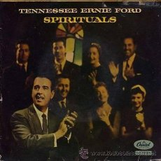 Discos de vinilo: TENNESSEE ERNIE FORD: SPIRITUALS. PART 3, EP CAPITOL, 45 RPM, 1958. Lote 26402765