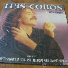 Discos de vinilo: LUIS COBOS-VIENNA CONCERTO-LP DE 1988. Lote 8809730