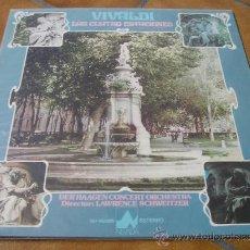 Discos de vinilo: VIVALDI-LAS CUATRO ESTACIONES.LP DE 1978. Lote 8810122