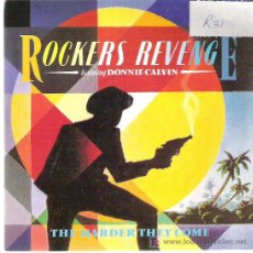 Discos de vinilo: ROCKERS REVENGE - THE HARDER THEY COME *** JIMMY CLIFF. Lote 19632789