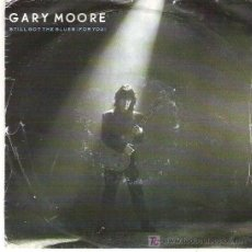 Discos de vinilo: GARY MOORE - STILL GOT A BLUES ** VIRGIN 1990. Lote 8823063