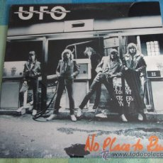 Discos de vinilo: UFO ( NO PLACE TO RUN ) USA - 1980 LP33 CHRYSALIS. Lote 8872590