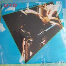 Discos de vinilo: UFO ( THE WILD THE WILLING AND THE INNOCENT ) USA - 1981 LP33 CHRYSALIS. Lote 8872817