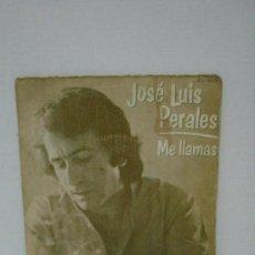 Discos de vinilo: JOSE LUIS PERALES. Lote 8880952