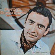 Discos de vinilo: PERET Y SU RUMBA GITANA - GYPSY RHUMBAS. 1969. DISCOPHON S 4003. 1 LP 33 RPM. Lote 8911185
