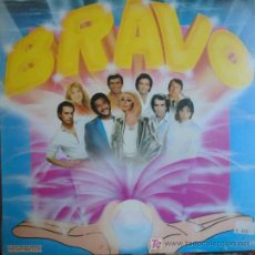 Discos de vinilo: BRAVO. 1982. HISPAVOX S 90708. 1 LP 33 RPM. Lote 8923490