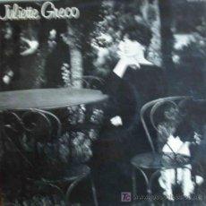 Discos de vinilo: JULIETTE GRECO. BARCLAY 80.468. MADE IN FRANCE. 1 LP 33 RPM. Lote 8949663