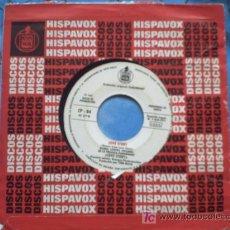 Discos de vinilo: LOVE STORY:BSO /SINGLE PROMO /1971/HISPAVOX/ PEPETO. Lote 8937544
