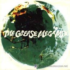 Discos de vinilo: THE GREASE MEGAMIX ··· MEGAMIX CON VARIOS TEMAS DEL FILM GREASE - (SINGLE 45 RPM). Lote 20447102