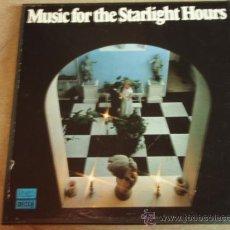 Discos de vinilo: MUSIC FOR THE STAR LIGHT HOURS (ROMANTIC EUROPE,IMMORTAL CLASSICS,...) CAJA 10LP DECCA 'OFERTA'. Lote 8946553