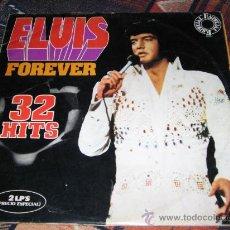 Discos de vinilo: ELVIS PRESLEY. Lote 27300841