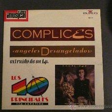 Discos de vinilo: COMPLICES+LUCA CARBONI. Lote 27450061