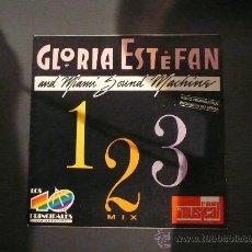 Discos de vinilo: GLORIA ESTEFAN+THE PASADENAS. Lote 27450062