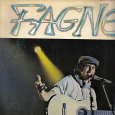 Discos de vinilo: LP RAIMUNDO FAGNER - DE 3 ANOS. Lote 15760305