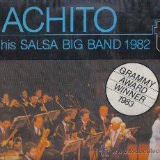 Discos de vinilo: DOBLE LP MACHITO AND HIS SALSA BIG BAND - CANTAN MACHITO Y PAULA GRILLO. Lote 15968745