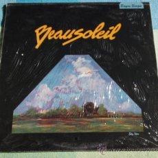 Discos de vinilo: BEAU SOLEIL ( BAYOU BOOGIE ) CANADA - 1986 LP33. Lote 9000921