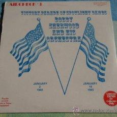 Discos de vinilo: BOBBY SHERWOOD & HIS ORCHESTRA 'VICTORY PARADE OF SPOTLIGHT BANDS' CANADA LP33. Lote 9000958