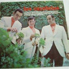 Discos de vinilo: LOS CARABELAS: PLEGARIA GUADALUPANA..., LP 33 RPM, MOVIE PLAY, 1969. Lote 26782338