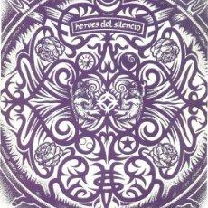 Discos de vinilo: HEROES DEL SILENCIO. SENDA 91 (2 LPS 1991). Lote 23284509