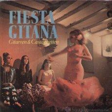 Discos de vinilo: FIESTA GITANA - LOS IBEROS / GUITARREN & CASTAGNETTEN (EDICION ALEMANA). Lote 12901201