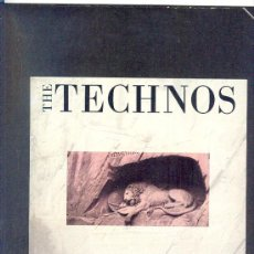 Discos de vinilo: THE TECHNOS - 1984 SPIRIT OF THE THING/VISIONS OF THE NIGHT. Lote 23501839