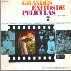 Discos de vinilo: GRANDES EXITOS DE PELICULAS N7 ***EP UA 1967. Lote 12538548