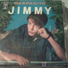 Discos de vinilo: JIMMY:DESPASITO/SINGLE/ 1980. Lote 10498046