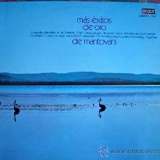 Discos de vinilo: LP - MANTOVANI - MAS EXITOS DE ORO - ORIGINAL ESPAÑOL, DECCA 1981. Lote 9125102