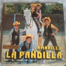 Discos de vinilo: LA PANDILLA..... ***** AMARILLO *****. Lote 9162286