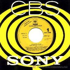 Discos de vinilo: CLIVILLES & COLE ··· PRIDE (IN THE NAME OF LOVE) (TECHNO REMAKE) - (SINGLE 45 RPM) ··· NUEVO. Lote 27185629