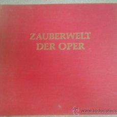 Disques de vinyle: ZAUBERWELT DER OPER (CARMEN,DON GIOVANNI,OTHELLO,AIDA,BARBIER VON SEVILLA,...) ALBUM 13LP 'OFERTA'. Lote 9149843