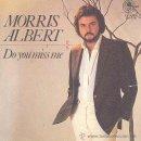 Discos de vinilo: MORRIS ALBERT - DO YOU MISS ME / LAURA - SINGLE PROMO ESPAÑOL DE 1982. Lote 9184404