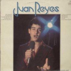 Discos de vinilo: JUAN REYES / JUAN REYES (LP COLUMBIA DE 1982). Lote 12987739