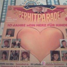 Discos de vinilo: DIESUPERHITPARADEIMZDF/ VAIOS/LP/1987. Lote 9243314