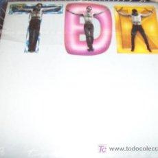 Discos de vinilo: T.D.K.: VELOCIDAD SINGLE 7 LA GENERAL 1987 PUNK IBERICO. Lote 26830335