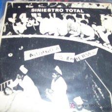 Discos de vinilo: SINIESTRO TOTAL: AYUDANDO A LOS ENFERMOS SINGLE7 DRO 1982 PUNK IBERICO. Lote 24072191