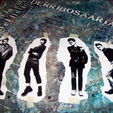 Discos de vinilo: DERRIBOS ARIAS: EN LA GUIA, EN EL LISTIN LP12 GASA 1982 EDICION ORIGINAL. Lote 27353567