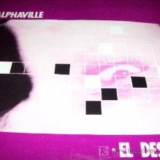 Discos de vinilo: ALPHAVILLE: EL DESPRECIO MAXI XINGLE LP12 DRO 1984. Lote 27503885
