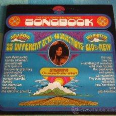 Discos de vinilo: THE 1969 WARNER/REPRISE SONGBOOK (VAN MORRISON, NEIL YOUNG, JETHRO TULL, THE KINKS,...) 2LP USA. Lote 9279139