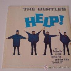 Discos de vinilo: THE BEATLES - HELP! - LP - 1965 - VINILOVINTAGE. Lote 22791542