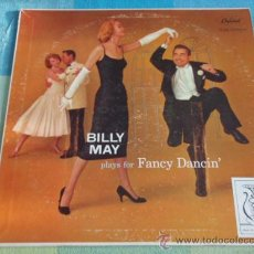 Discos de vinilo: BILLY MAY PLAYS FOR FANCY DANCING USA LP33 CAPITOL. Lote 9290027