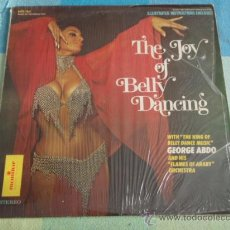 Discos de vinilo: THE JOY OF BELLY DANCING NEW YORK-USA 1975 LP33 MONITOR. Lote 9290273