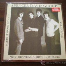 Discos de vinilo: SPENCER DAVIS GROUP - MOJO RHYTHMS & MIDNIGHT BLUES - (UK-1956,1966) REEDICIÓN - R&B LP. Lote 19597512