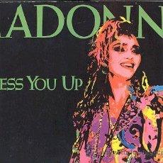 Discos de vinilo: LP MAXI 45 RPM / MADONNA / DRESS YOU UP /// EDITADO POR SIRE . Lote 19462186