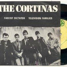 Discos de vinilo: SINGLE 45 RPM / THE CORTINAS / FASCIST DICTATOR // EDITADO POR A STEP FORWARD RECORD. Lote 23555012