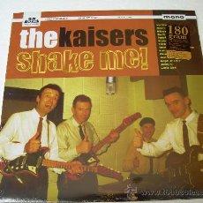 Discos de vinilo: LP THE KAISERS SHAKE ME! VINILO 180 G BEAT. Lote 25808686