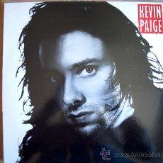 Discos de vinilo: LP - KEVIN PAIGE - M/T - ORIGINAL ESPAÑOL, CHRYSALIS RECORDS 1990. Lote 9482950