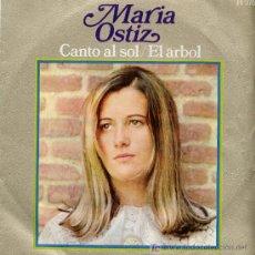 Discos de vinilo: MARÍA OSTIZ. Lote 9504127