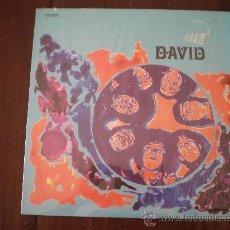 Discos de vinilo: DAVID (CANADA-1969) REEDICIÓN - PSYCH LP + INSERT. Lote 9513473