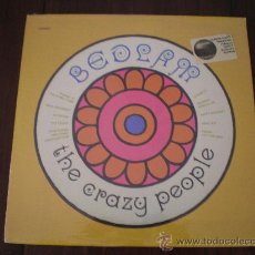 Discos de vinilo: CRAZY PEOPLE - BEDLAM - (CANADA-1969) REEDICIÓN - PSYCH LP. Lote 13286440